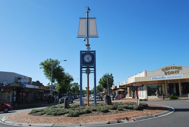 Mornington Clock Tower, Victoria 3931