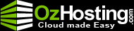 Oz Hosting Logo