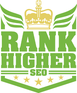 Rank Higher SEO Retina Logo